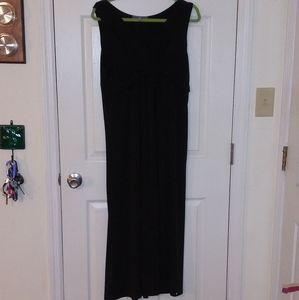 NY Collection Sleeveless Maxi Dress
